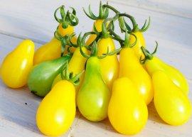 Tomate 'Gelbes Birnchen' (Saatgut)