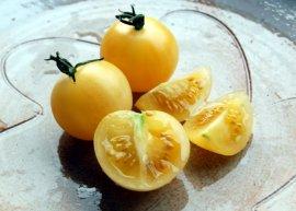 Kirschtomate 'Weißleinchen' (Saatgut)