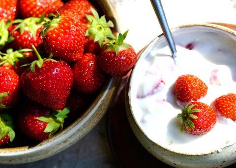 Erdbeere 'Hansa' (Pflanze)