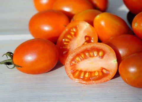 Tomate 'Baselbieter Röteli' (Saatgut)