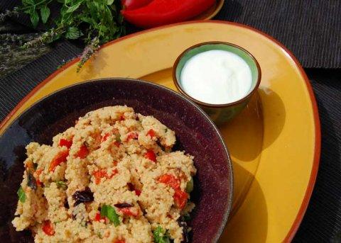 couscous pflanze